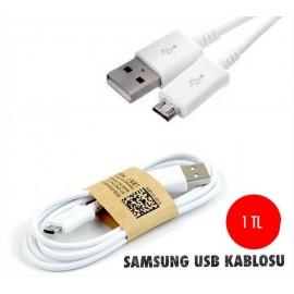 SAMSUNG USB KABLO